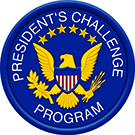ABC Yoga for Kids is a President's Challenge Advocate